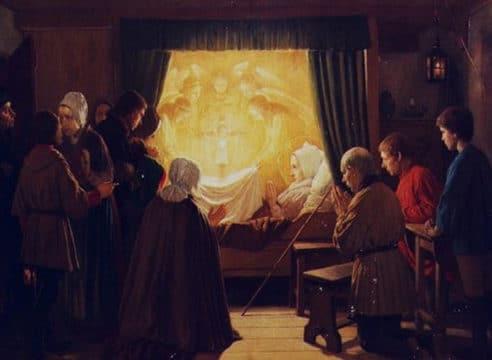 14 de abril: Santa Liduvina, patrona de los enfermos crónicos