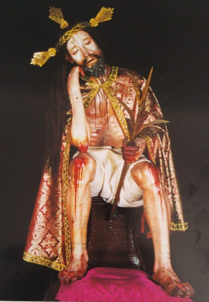 Señor del Cacao en la Catedral de México