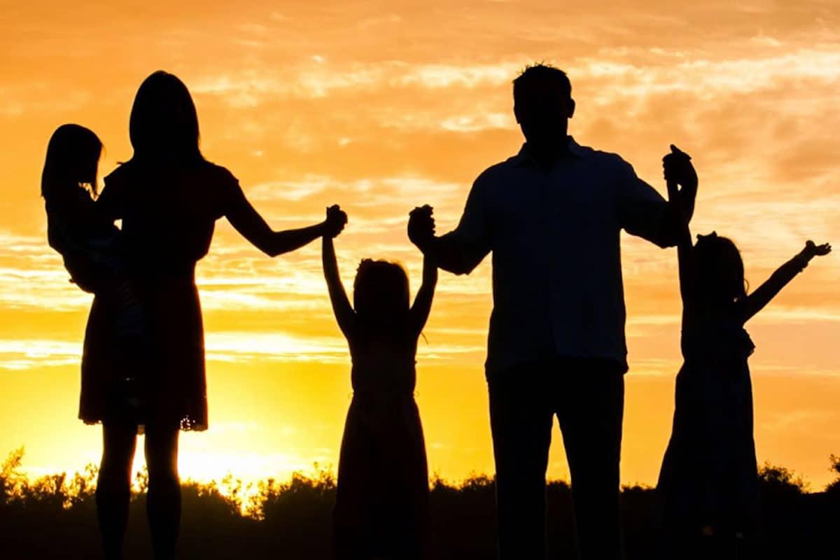 La vida, la familia y la educación, son derechos fundamentales. Foto: ABC