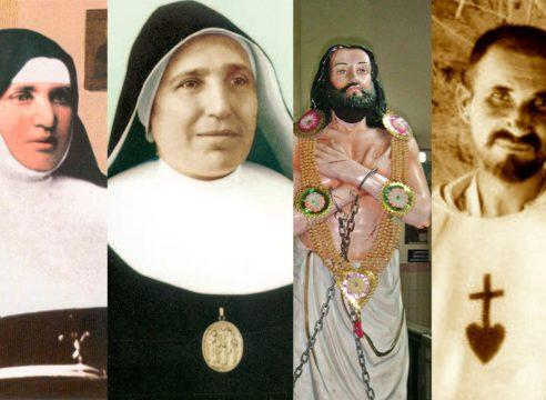 Un ermitaño, un laico indio y dos superioras entre los 7 nuevos santos