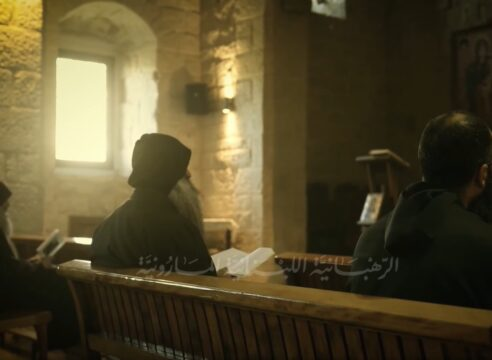 Un documental muestra la historia de los maronitas, orden de san Charbel