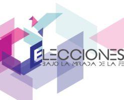 Participantes del primer foro 'Elecciones bajo la mirada de la fe'