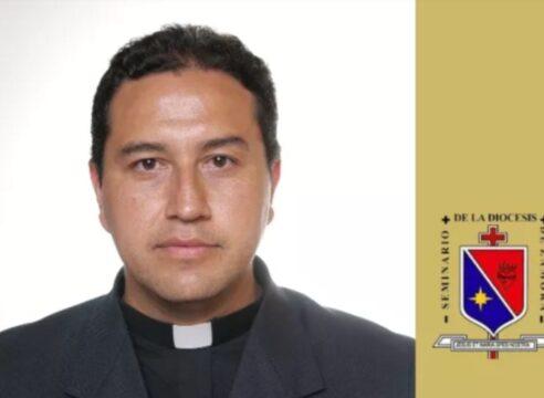 Papa nombra al Pbro. Francisco Figueroa como Obispo Auxiliar de Zamora