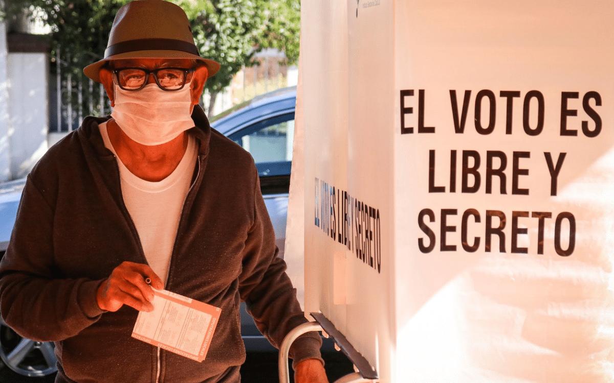 Elecciones 2021.