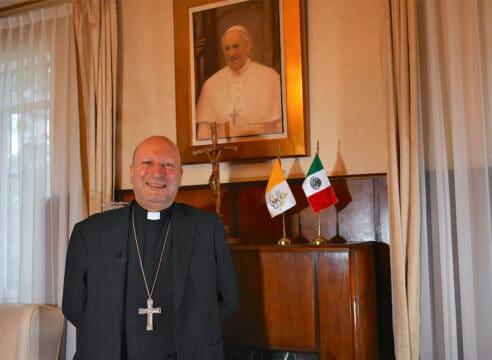 Los 3 grandes encuentros en la vida del nuncio Franco Coppola