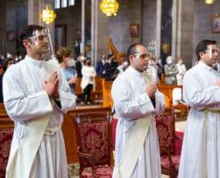 """Legionarios de Cristo ordenan 4 sacerdotes de la """"Generación Covid"""""""