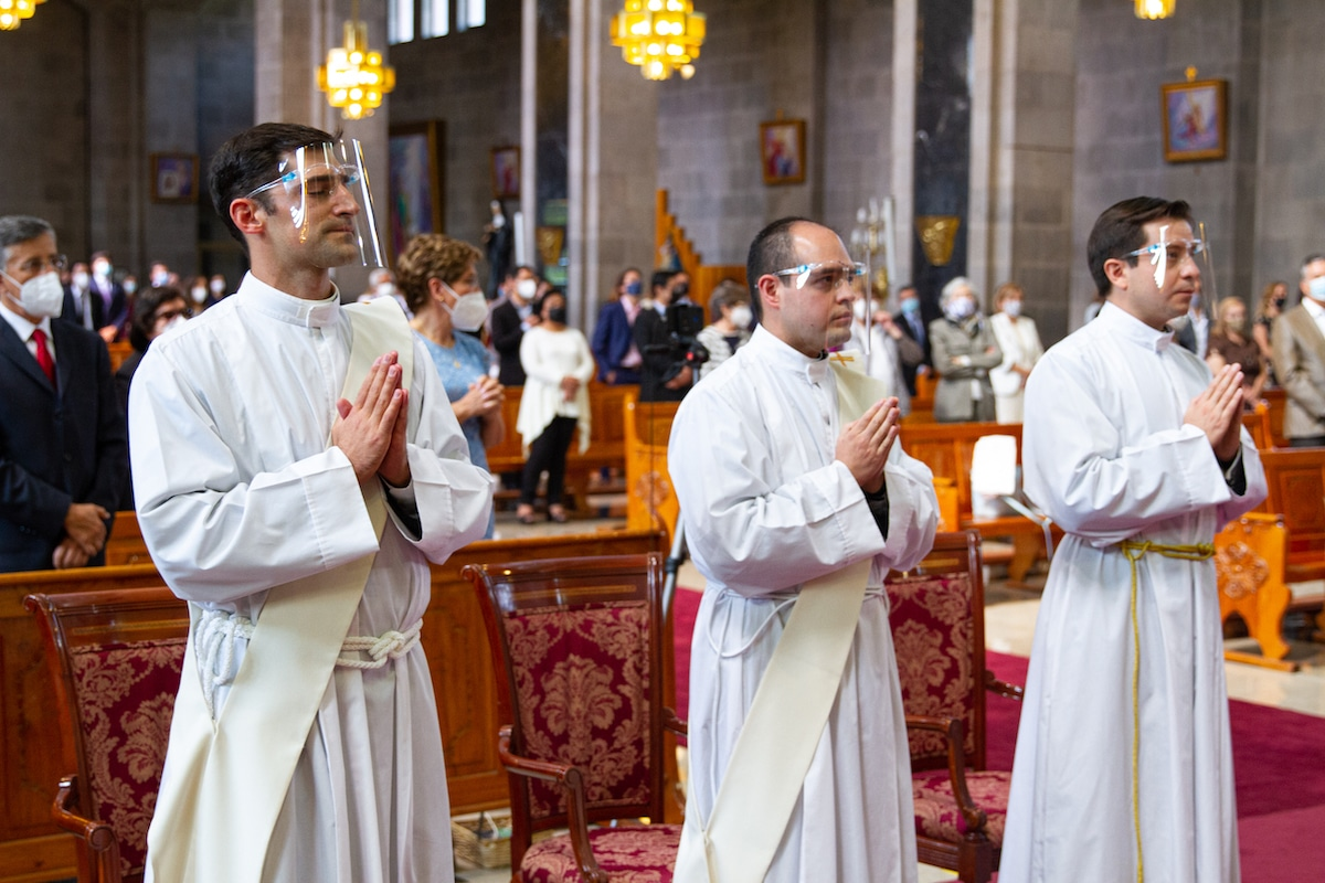 El Padre Eloy Díaz ya es Vicario de la II Zona Episcopal