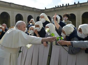 3 consejos del Papa Francisco para perseverar en la oración