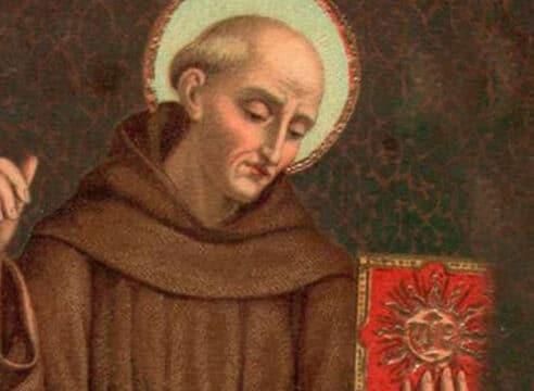 20 de mayo: La Iglesia Católica celebra a San Bernardino de Siena