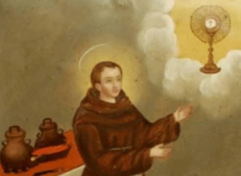 17 de mayo: San Pascual Bailón, patrono de los cocineros