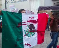 México no quiere la violencia