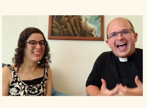 """Andy acepta gustosa su discapacidad, pues dice: """"Dios sabe su cuento"""""""