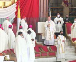 Homilía del Cardenal Pietro Parolin en la Basílica de Guadalupe