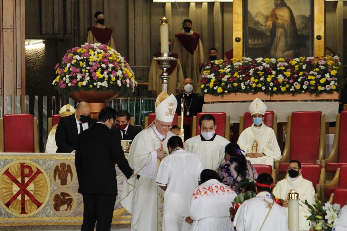 El día que la Virgen de Guadalupe fue escondida en un ropero