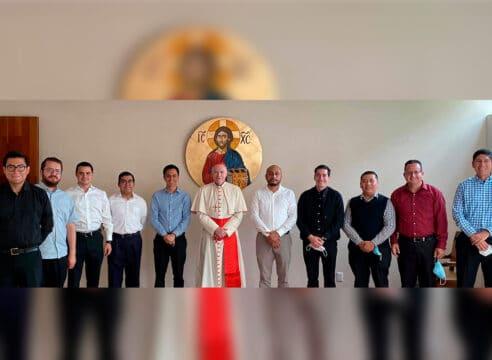 ¡Camino al sacerdocio! En Basílica se ordenarán 10 diáconos transitorios