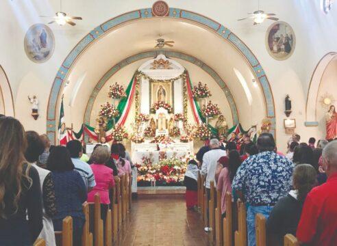 Esta iglesia en California se volvió un centro de ayuda a los migrantes