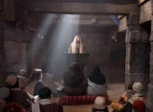 Ángelus dominical: Jesús y la lengua escrita