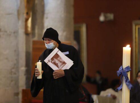 Desde México, líderes religiosos encienden velas por la paz