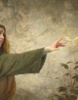 """¿A qué se refiere:  """"Jesús sintió que una fuerza curativa salió de él""""?"""