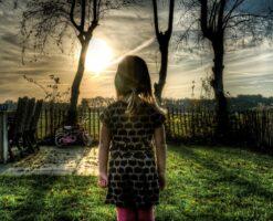 """Vio un ángel, le dijo a su mami: """"me voy con él""""... y partió al cielo"""