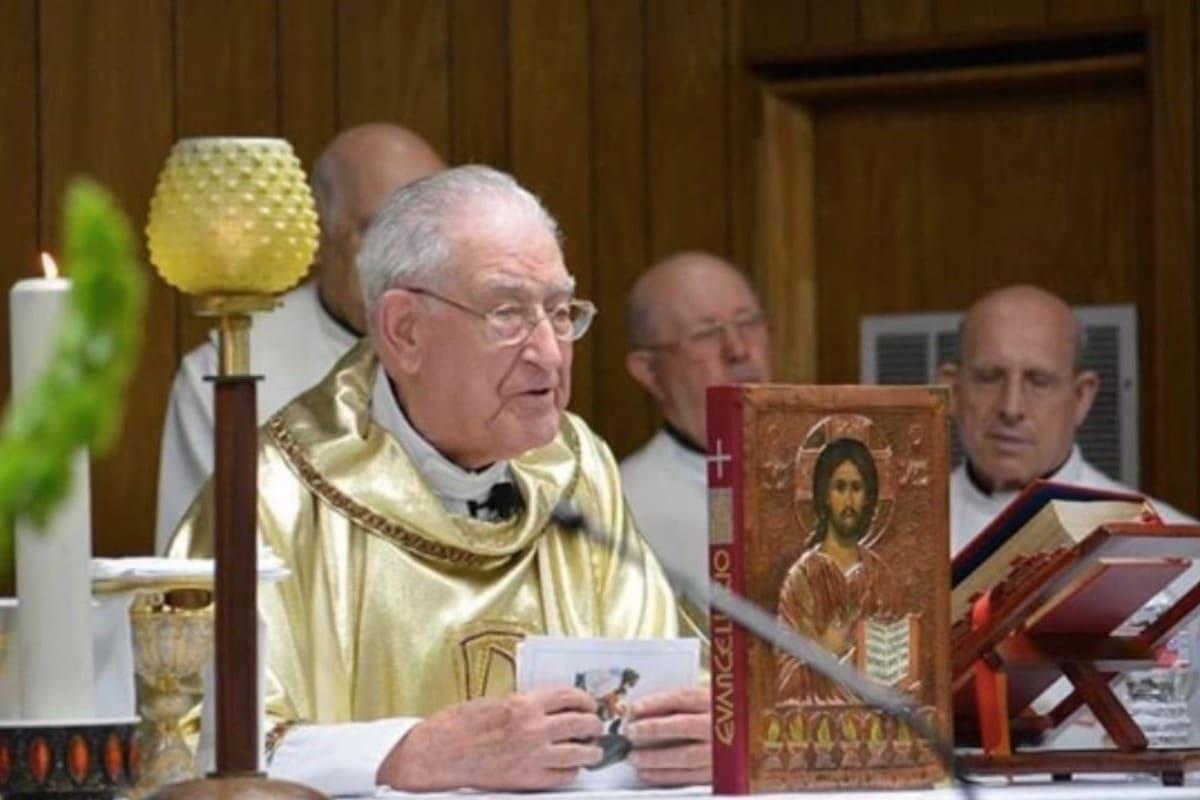 Padre Luis Urriza, párroco de Cristo Rey, en la Diócesis de Beaumont, Estados Unidos. Foto: Aleteia.