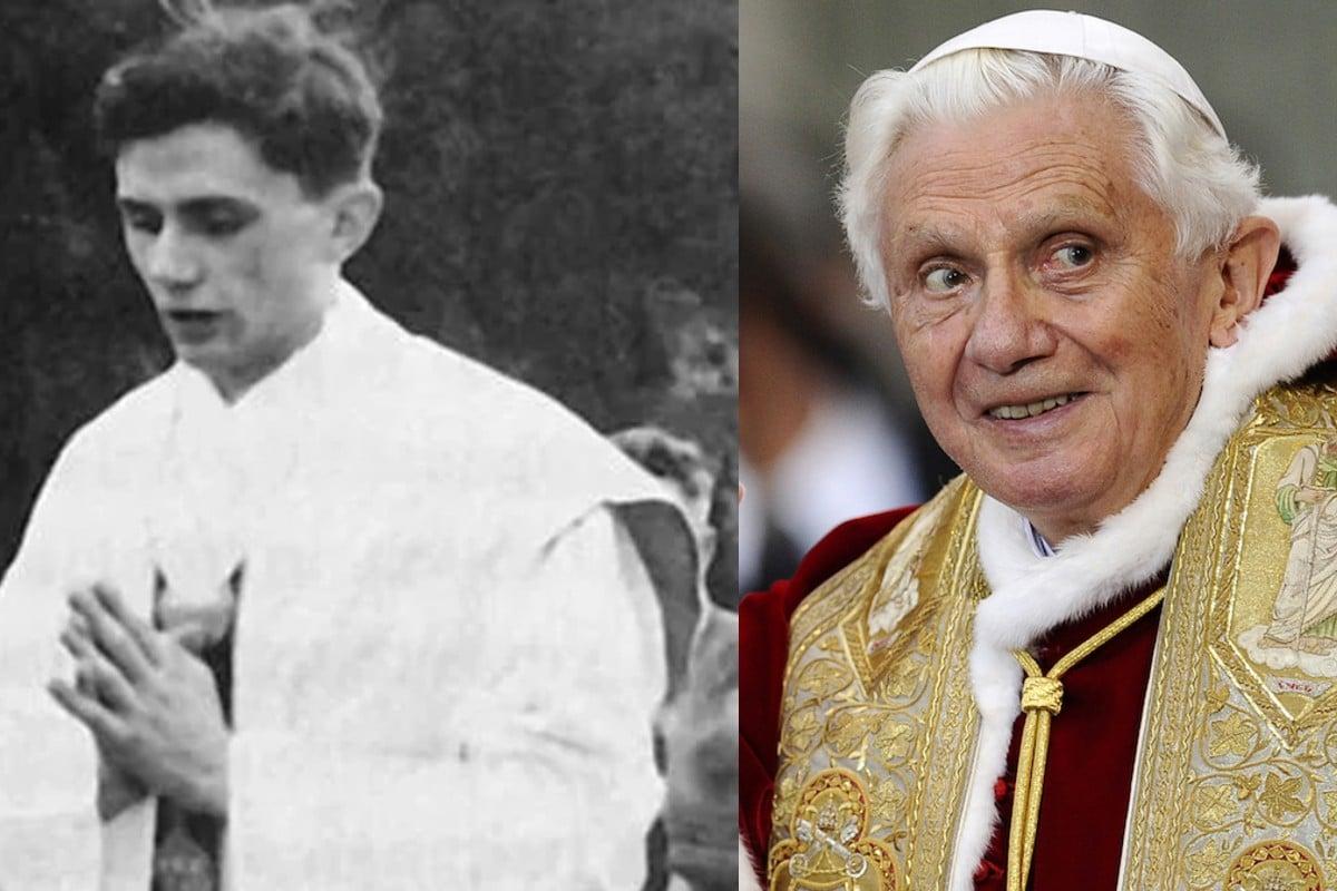 Joseph Ratzinger/Benedicto XVI.