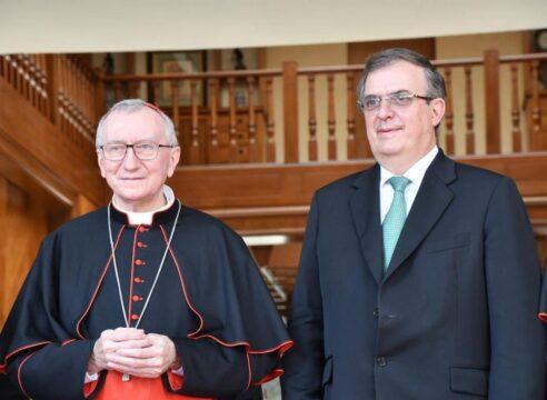 El Vaticano pide a México una nueva relación Iglesia-Estado