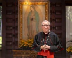 """""""La fe no es una cosa de segunda"""": Cardenal Parolin"""