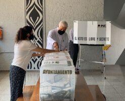 Obispos de México ejercieron su voto en las Elecciones 2021