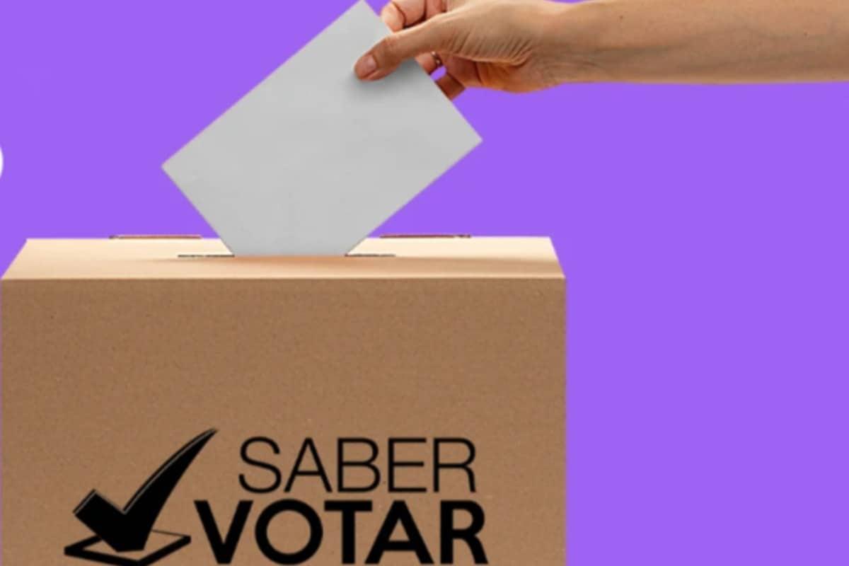 La plataforma ciudadana www.sabervotar.mx busca que más ciudadanos conozcan a los candidatos por los que votarán.