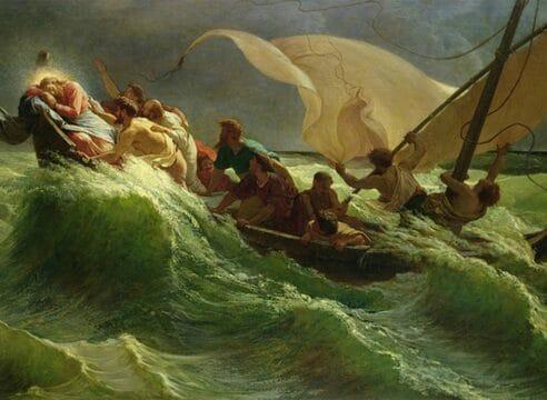 La tempestad calmada: Dios no nos abandonó en la pandemia