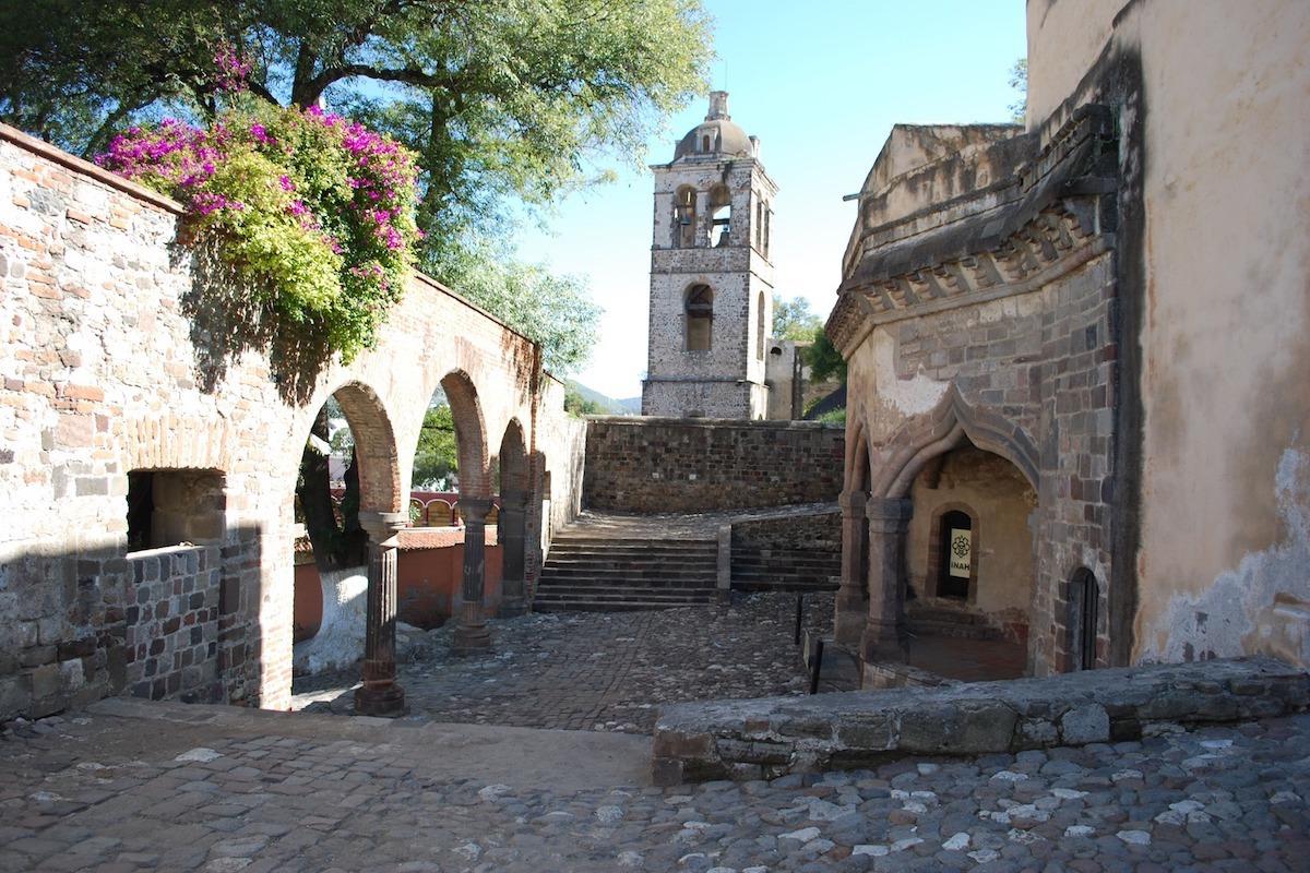 La Catedral de Tlaxcala, nombrada por la Unesco patrimonio de la humanidad, data del siglo XVI