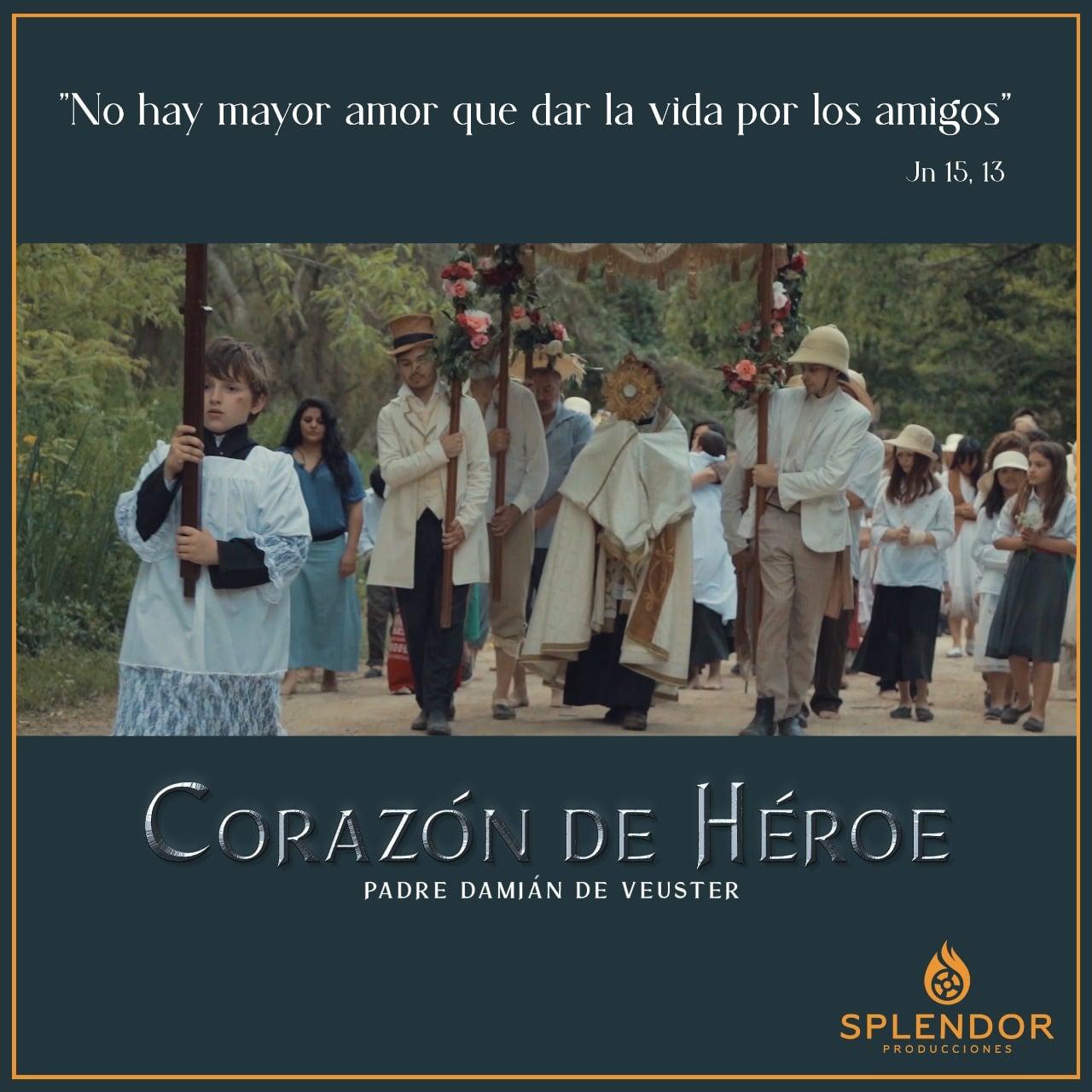 Corazón de Héroe. Foto: Cortesía.
