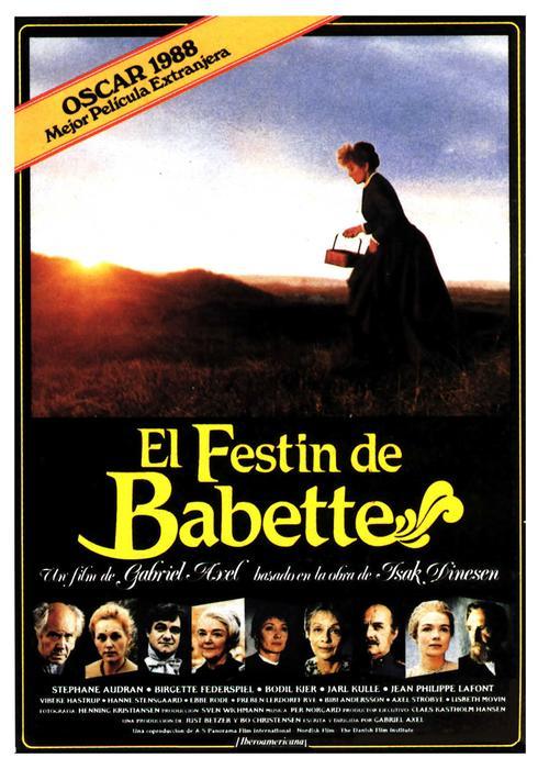 El Festín de Babette.