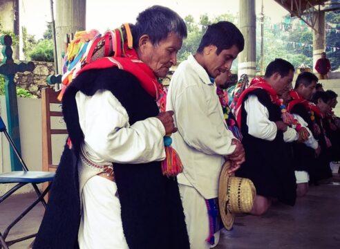 No dejemos solos a los desplazados por violencia: Iglesia en Chiapas