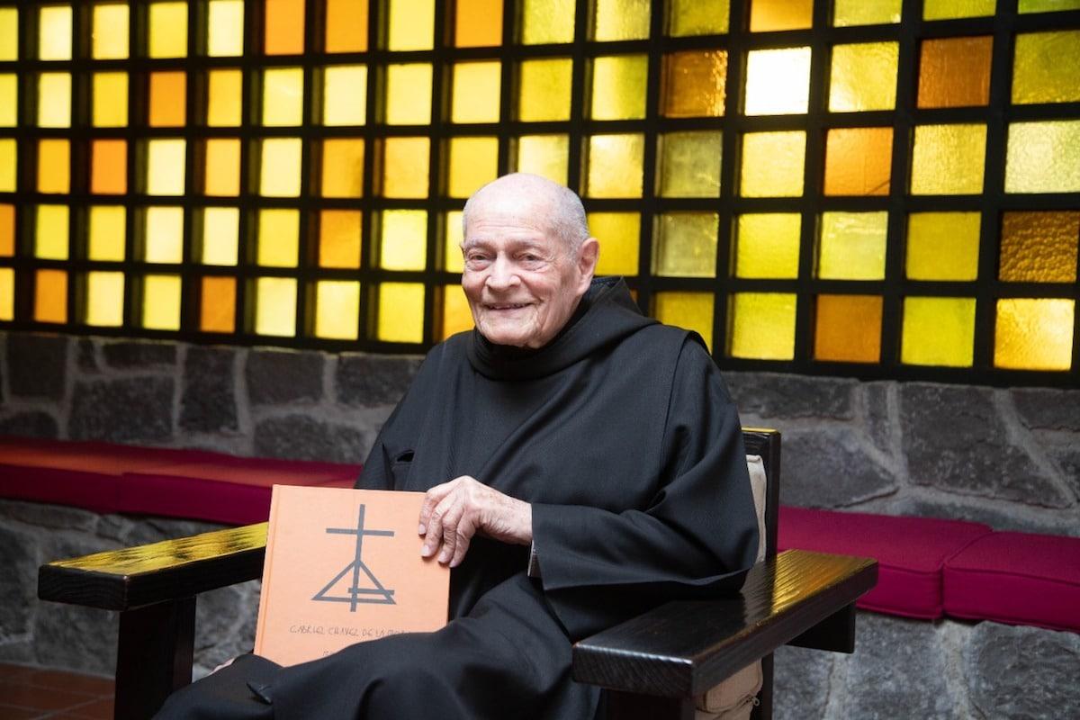 Fray Gabriel Chávez de la Mora es reconocido con el Premio Nacional de Arquitectura 2020. Foto: María Langarica