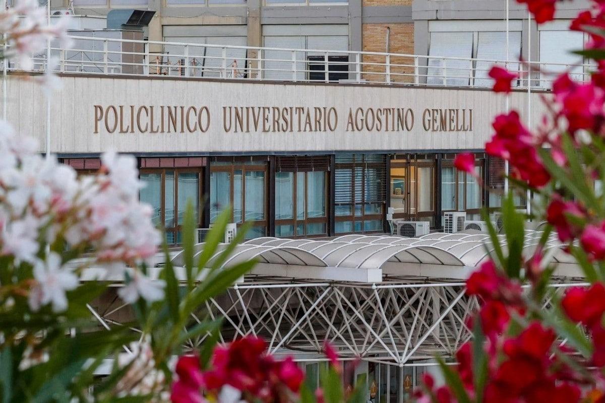 Policlínico A. Gemelli de Roma. Foto: Vatican News.