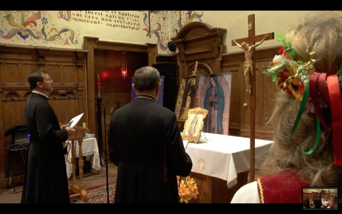 La Virgen de Guadalupe conquista el corazón soviético.