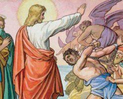 ¿Por qué sólo los sacerdotes están facultados para expulsar demonios?