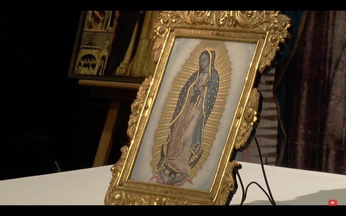 Nuestra Señora de Guadalupe, sorprendente relato del padre Eduardo Chávez