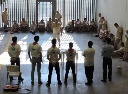 Regnum Christi reinicia sus misiones en las prisiones federales de México