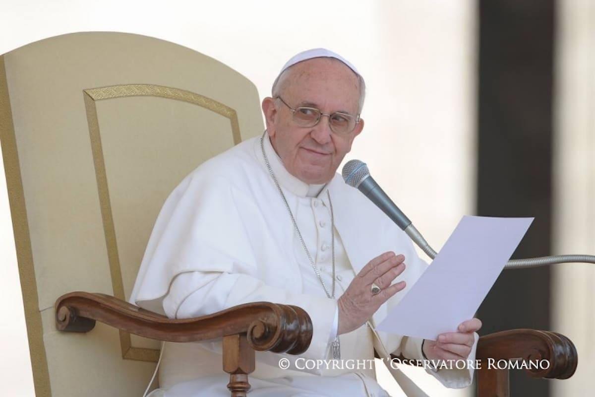 El Papa Francisco renueva su llamado a la paz en África y Oriente Medio