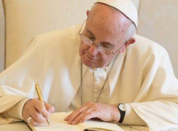 ¿Cómo escribirle una carta al Papa Francisco? Aquí las instrucciones