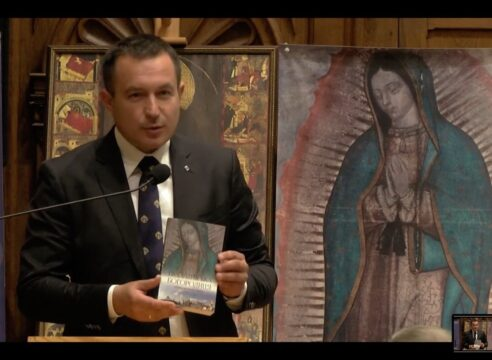 La Virgen de Guadalupe conquista la fe de Ucrania a través de un libro