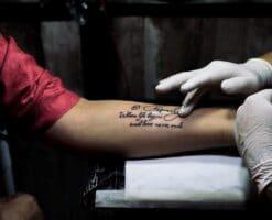 ¿Qué dice la Biblia sobre los tatuajes?