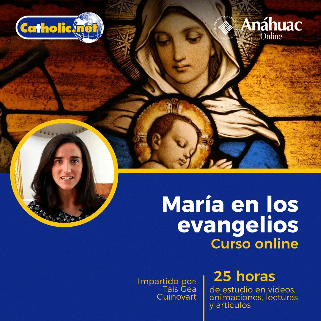 Curso María en los Evangelios.