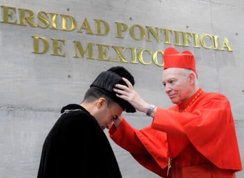 La Universidad Pontificia de México tiene nuevo rector