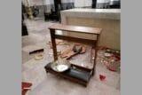 Vandalizan la Catedral de Hermosillo y profanan el Santísimo Sacramento