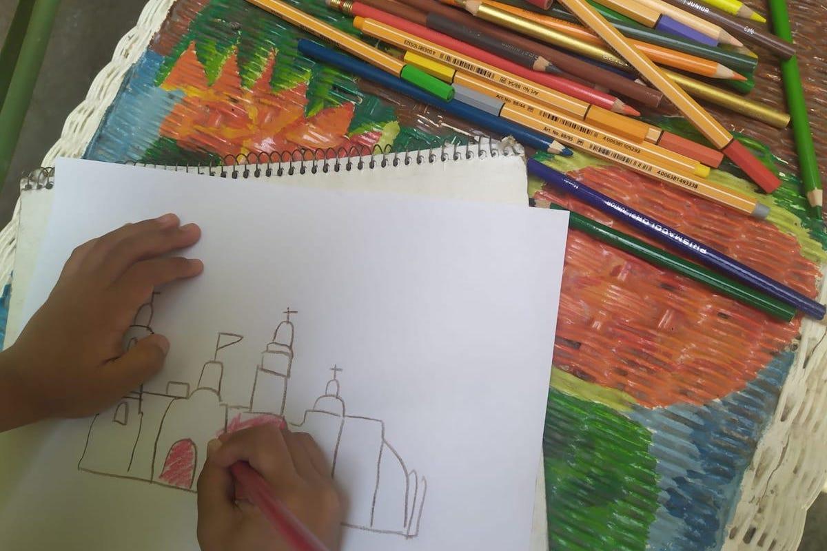 La Catedral de México invita a niños y jóvenes a participar en concurso de dibujo.