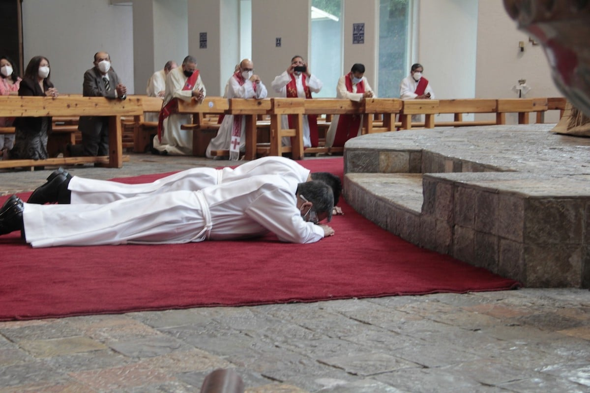 Monseñor Héctor Mario presidió la Misa de ordenación diaconal el pasado 10 de agosto